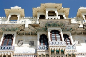 Udaipur buildings