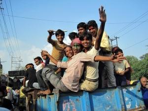 Festivities in Agra